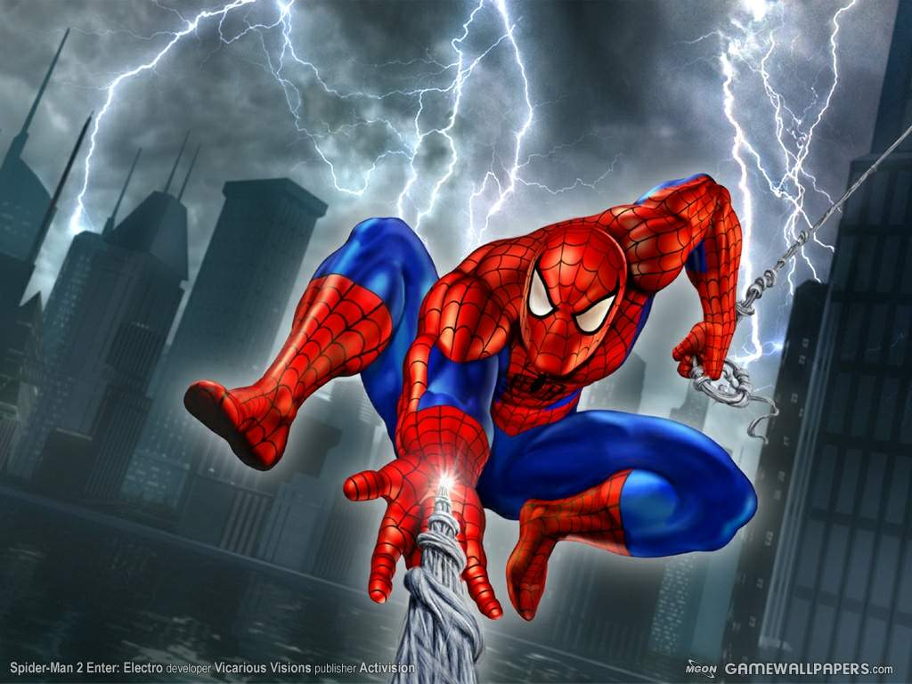 Spiderman - Spider-Man - Spidey