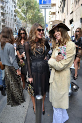Anna Dello Russo&amp;Carine Roitfeld