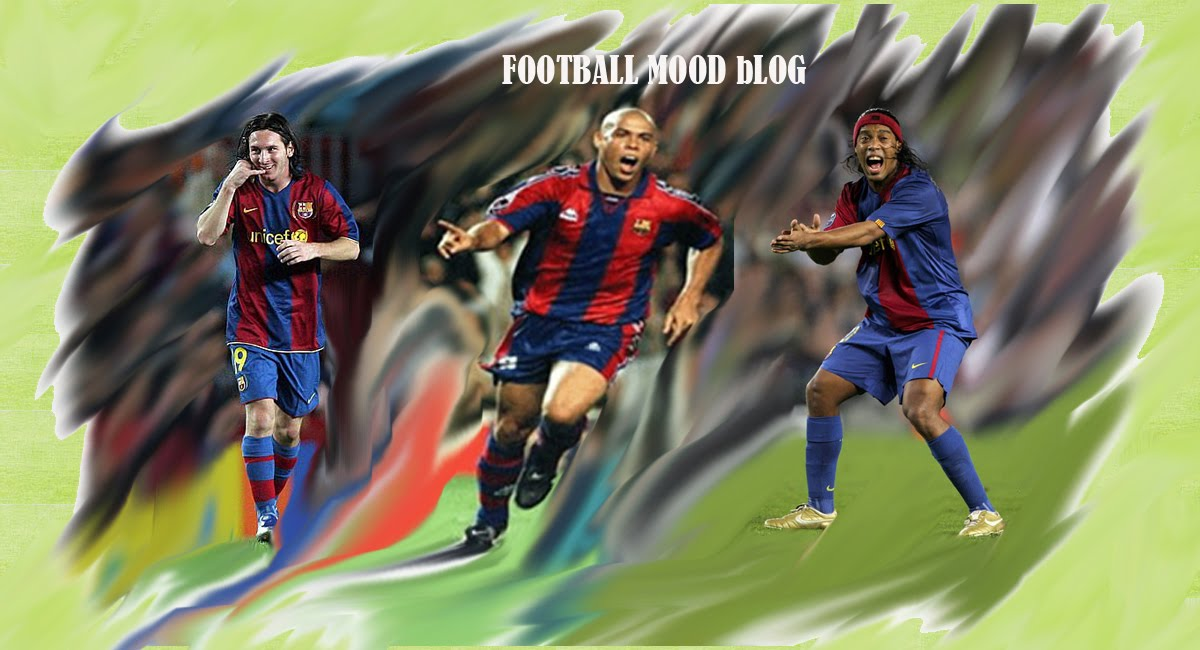 ronaldinho messi and ronaldo