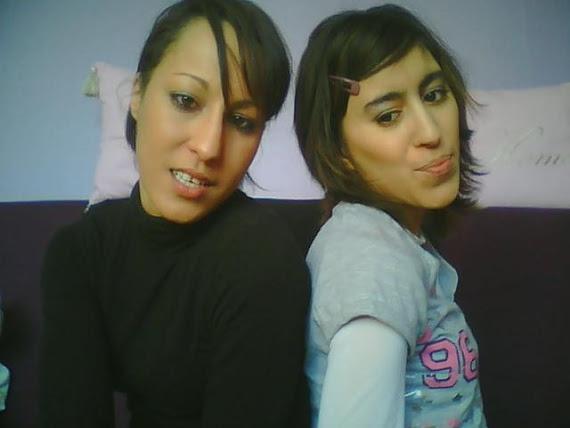 mes deux soeurs.