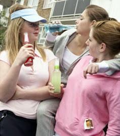 Una peligrosa moda entre mujeres jovenes