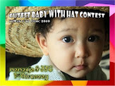 CUTEST BABY WITH HAT CONTEST
