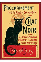 NOIR ~ Purrfect  Mews ~ AT THE BIJOU