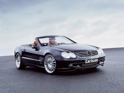 2003 Brabus Mercedes Benz Viano. 2003 Carlsson Mercedes Benz