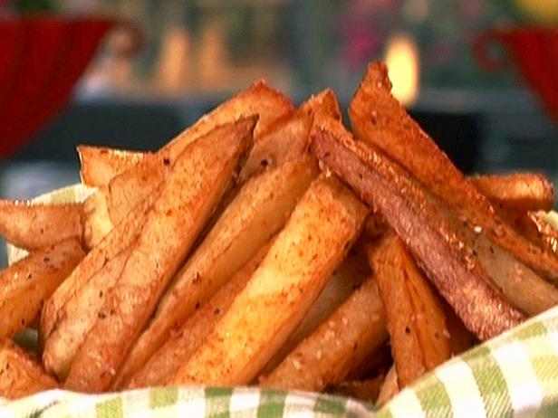 Ho memade Crispy Seasoned French Fries