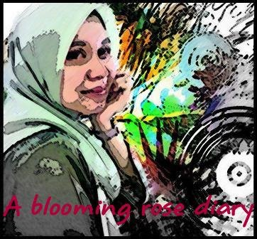 a blooming rose diary