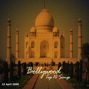 bollywood top songs 2008