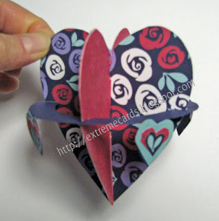 valentine ornament