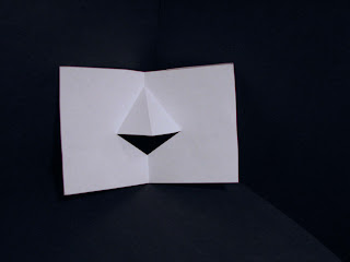 pop up card tutorial : easy to make