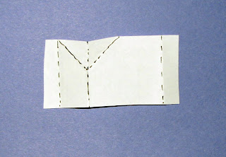 v fold pop up
