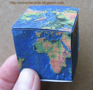 braided cube earth