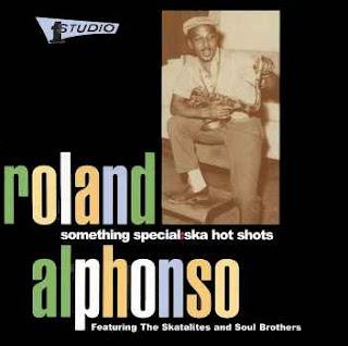 Roland Alphonso Rolando Alphanso The Best Of