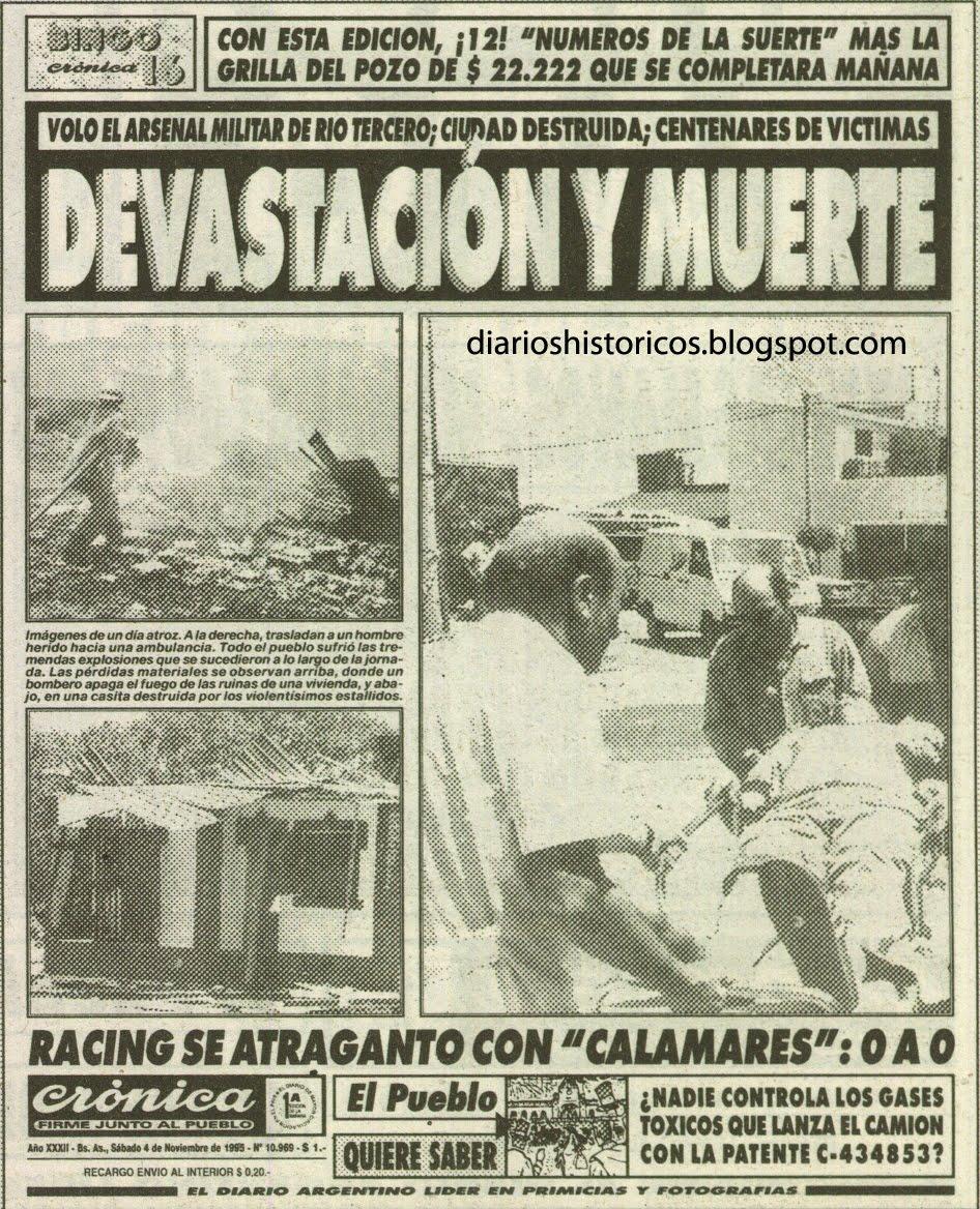 22 de junio de 1995: