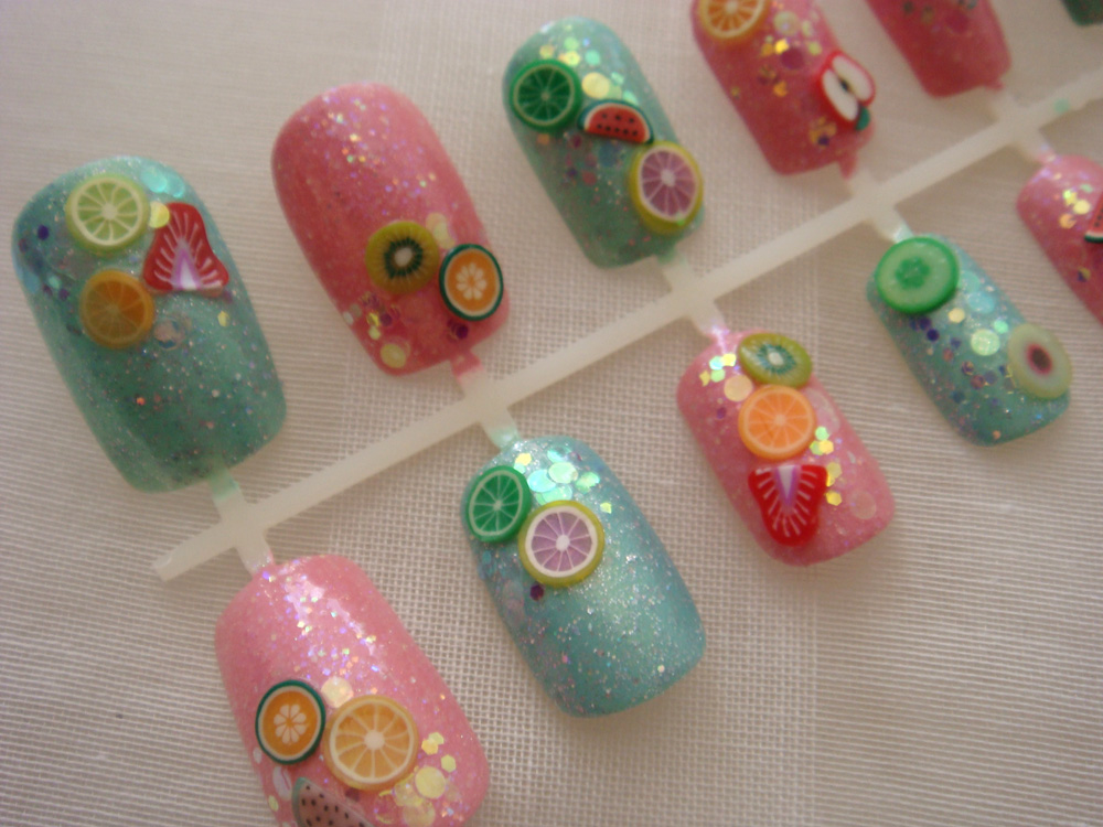 Cel\'s kawaii nail beauty and deco blog: September 2010