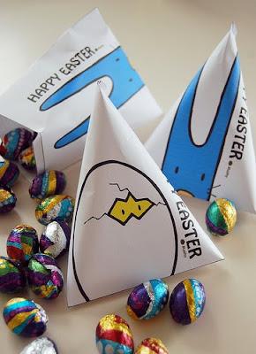 Bolsitas De Dulces Para Pascua