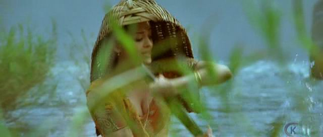 Aishwarya Rai Barso Re Megha Megha Song From Hindi Movie Guru Hot Stills