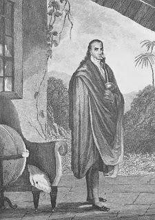 'don José Gaspar Rodríguez de Francia',sin información de autor ni año, extraído de latinamericanstudies.org