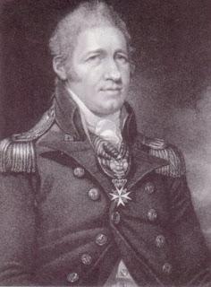 Rear Admiral Sir Home Popham, sin información del artista, extraída de ageofsail.wordpress.com