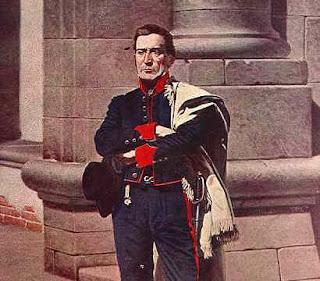 'Artigas en la Ciudadela', Óleo sobre tela de Juan Manuel Blanes (1884), extraído de wikimedia.org