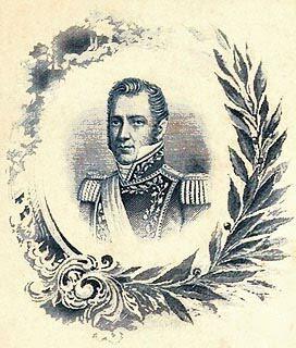 Don Carlos María de Alvear