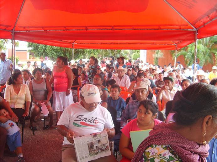 MAS DE 300 PERSONAS CON PERDIDAD AUDITIVA SE APOYO