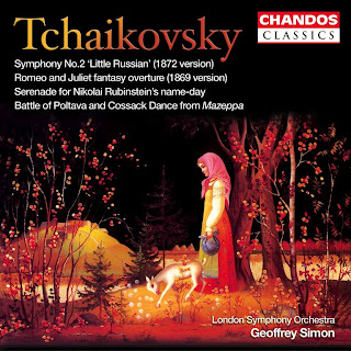 Tchaïkovsky : symphonie n°2 Chan+10041