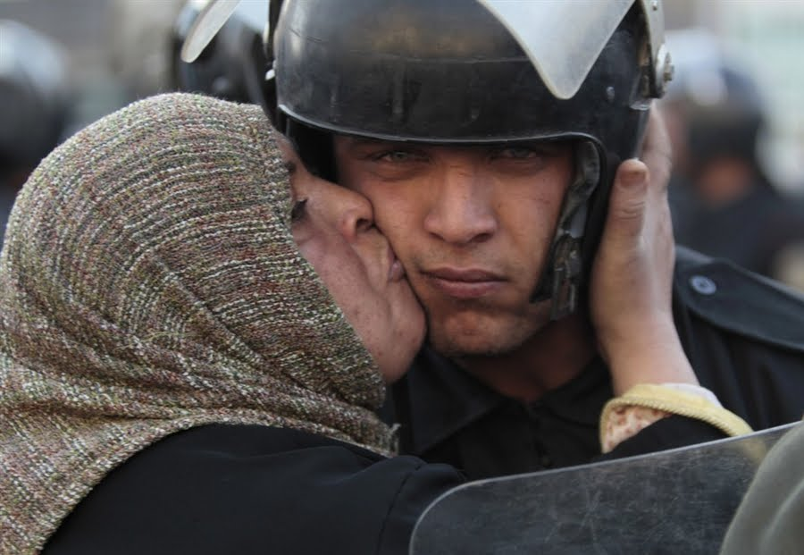 Egyptian riot victims Reached 125 People