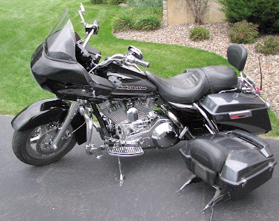 harley davidson Screamin Eagle Road glide