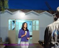 Reporter da Tv Rio Vermelho em Cristalina