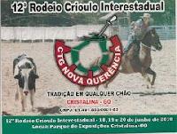 Cartaz Rodeio Crioulo