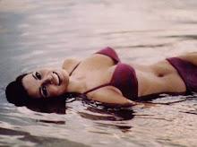 Raquel Welch (con hombros)