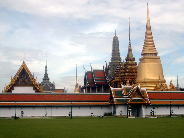 Greatest Palaces king's Palace Thailand