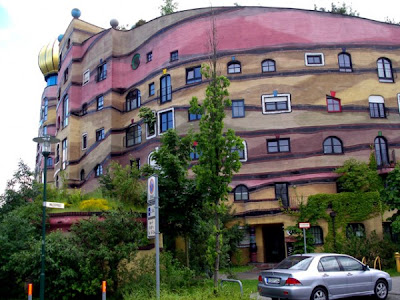 Forest Spiral Apartments in Germany01