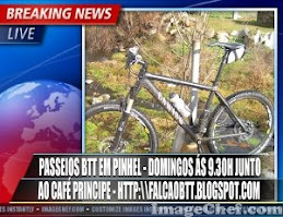 PASSEIOS DE BTT - PINHEL