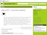 Comunidad CPE