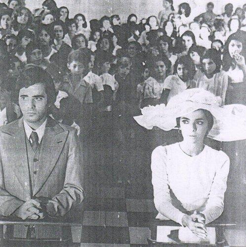 Carmen monegal e Tony Ramos em Vitória Bonelli