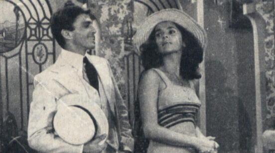 Carmen Monegal e Carlos A. Riccelli