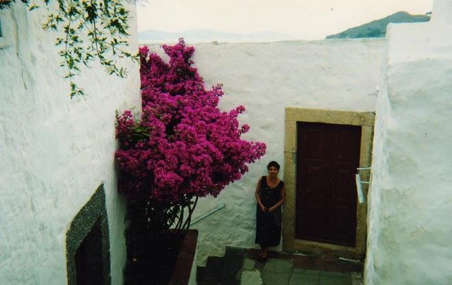 Ilha de Patmos, Grecia