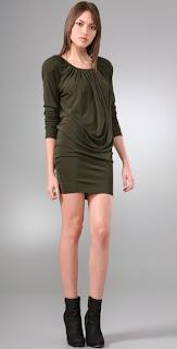 Shoulder Pad dress from gossip Girl on Serena