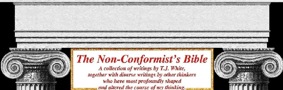 The Non-Conformist's Bible