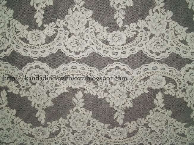 Lace border galore!!