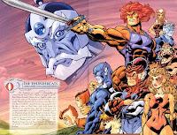 FELINOS. Una imagen de los protagonistas de la serie, de la que se hicieron 130 capítulos entre 1985 y 1987. (decepticon-matrix.com)