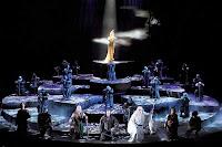 MUSICAL. La obra, dirigida por Matthew Warchus, se presenta en el Theatre Royal de Londres. (EFE)