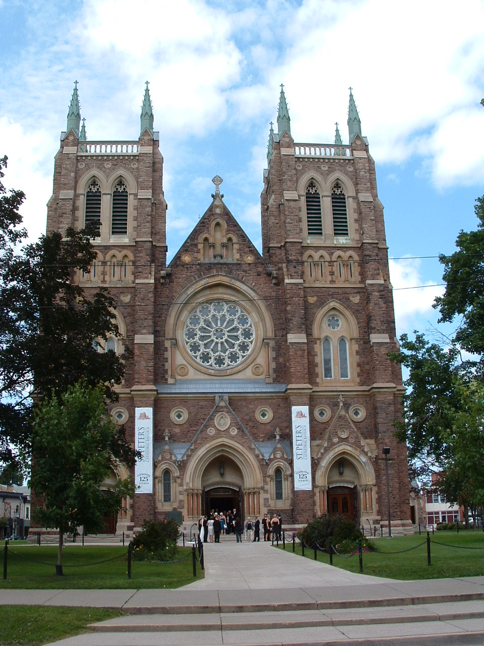 An Old Path St Peter S Cathedral Basilica London Ont Aug 7th 6 P M Service