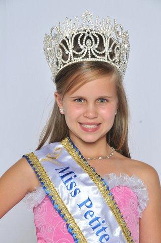 Junior Miss Pageant Vk