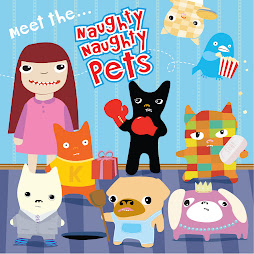 Meet the Naughty Naughty Pets