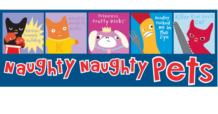 Naughty Naughty Pets