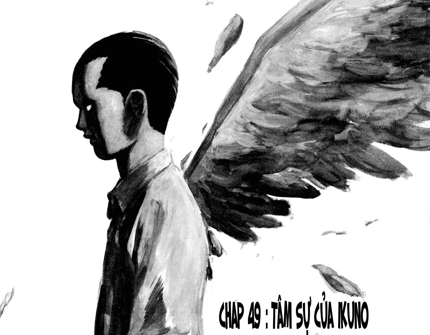 Angel Densetsu chap 49 - Trang 2
