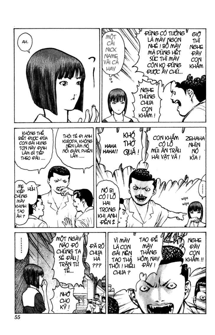 Angel Densetsu chap 49 - Trang 16