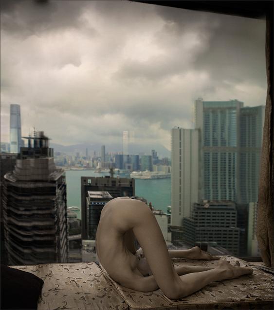 pavel kiselev mulheres cidades bangcock hong kong arranha céus